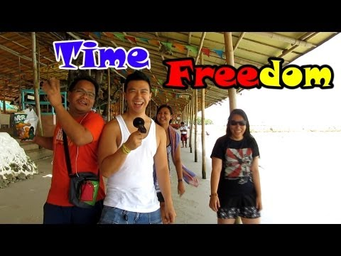 Networking Tip - Time Freedom ft  Abie & Steph