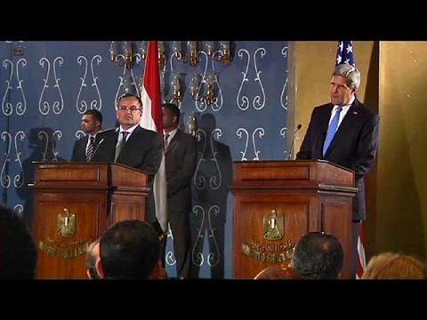 Kerry al Cairo: