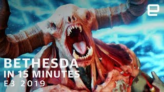 Bethesda Showcase at E3 2019 in 15 Minutes