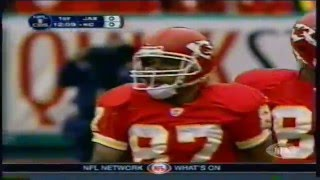 2006 Kansas City Chiefs vs Jacksonville Jaguars Week 17 NFL Replay