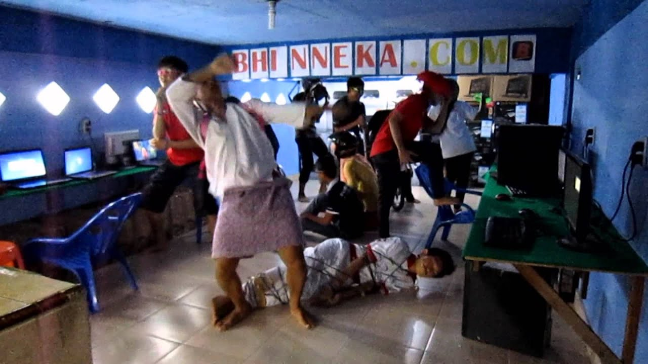 video Harlem Shake Terlucu di Indonesia :D