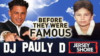 DJ PAULY D   Before They Were Famous   Jersey Shore Family Vacation