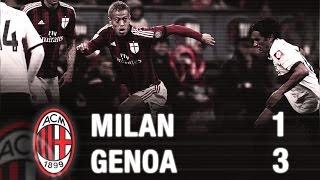 Milan-Genoa 1-3 Highlights | AC Milan Official
