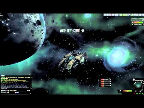 Tutorial - Safe Space Travel in Entropia Universe and a Tour of Mothership Bismarck