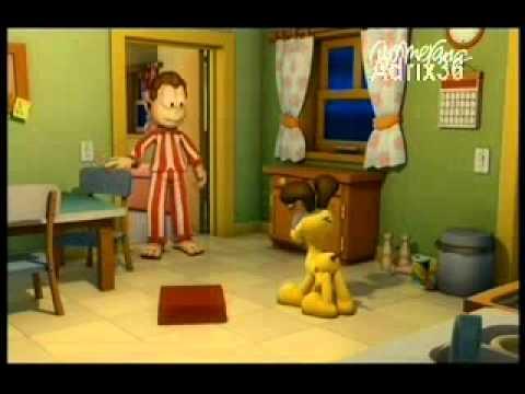 The Garfield Show Episodul 15
