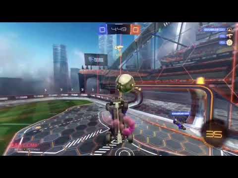 Rocket League Best Goals #8