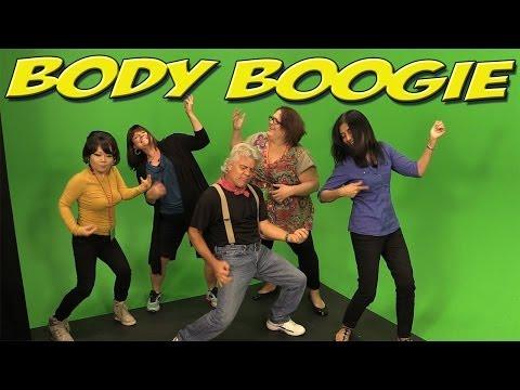 Brain Breaks - Dance Song - Body Boogie - Children's Songs by The Learning Station
