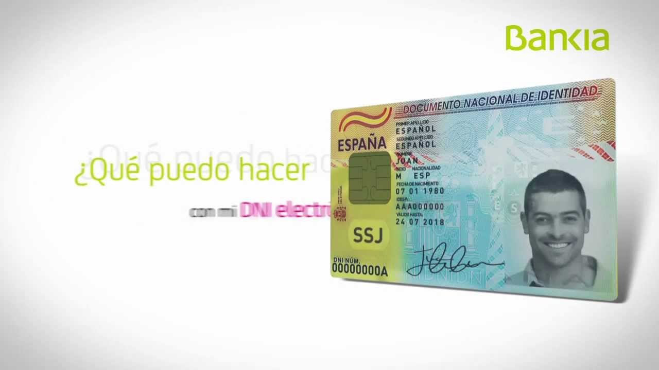 Accede a la oficina internet bankia con tu dnie youtube for Bankia es oficina de internet