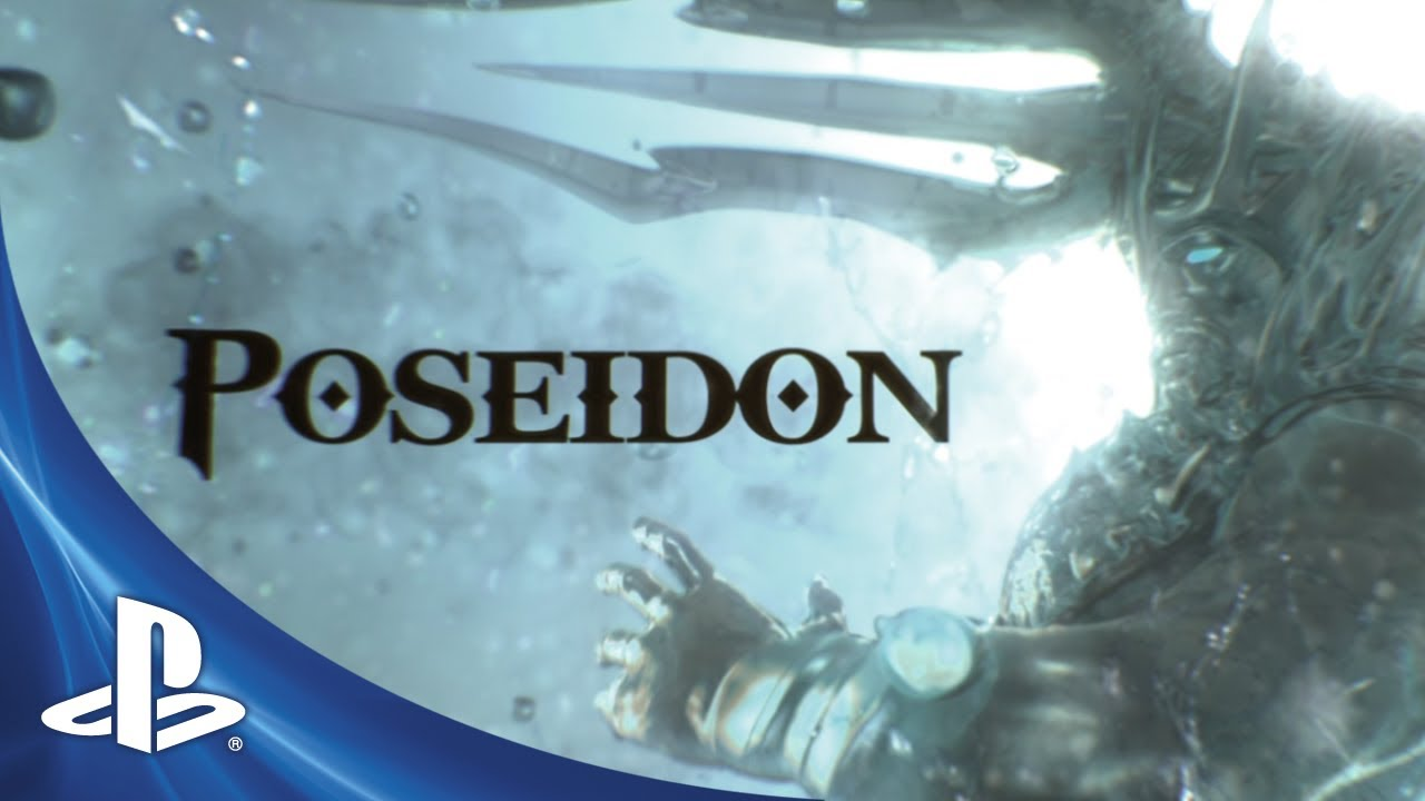 God of War: Ascension - Poseidon God Trailer