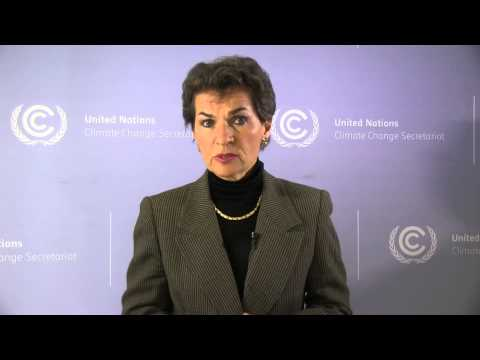Carbon Expo 2014 - Keynote video address by Christiana Figueres