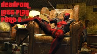 YOU CAN COLLECT TACOS IN THIS GAME!? - Deadpool - Part 2