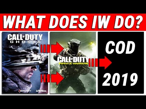 WHY INFINITY WARD may be in a NO WIN SITUATION...