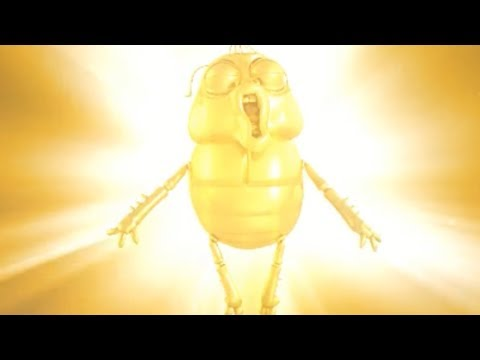 Larva - Golden Brown