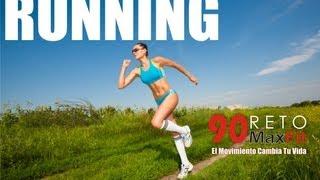 Preparación para correr en invierno