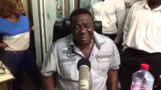 Mr. IBU interview on Adom 106.3 FM with Ofie Kwanso