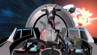 Goat Simulator - Waste of Space DLC Trailer