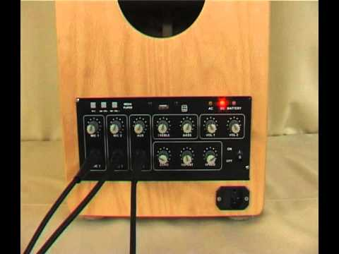 Play-along Power-Cajon