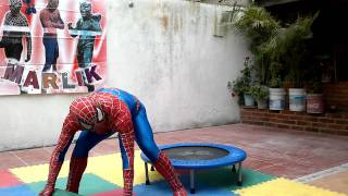Cooking | show del hombre araña en fiesta de cumpleaños | show del hombre araA±a en fiesta de cumpleaA±os