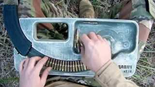 """Український """"Подавач 7,62"""" - система швидкої зарядки магазинів АК"""