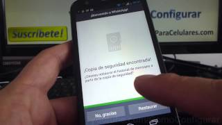 Como Descargar Instalar Whatsapp Facebook En Android