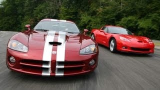 2013 SRT Viper - First Drive Review - CAR and DRIVER videos