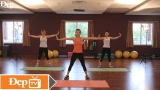 Work Out With Hana Giang Anh - 40 Phút Mỗi Ngày Cho Một Cơ Thể Thon Gọn - Le Media [Official]