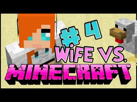Wife vs. Minecraft - Episode 4: Expedition Diamond Hunt, Wife vs. Minecraft - Episode 4: Expedition Diamond Hunt Check out the Keralis & Wifey shop! US Store: http://keralis.spreadshirt.com/ EU Store: http://kerali...