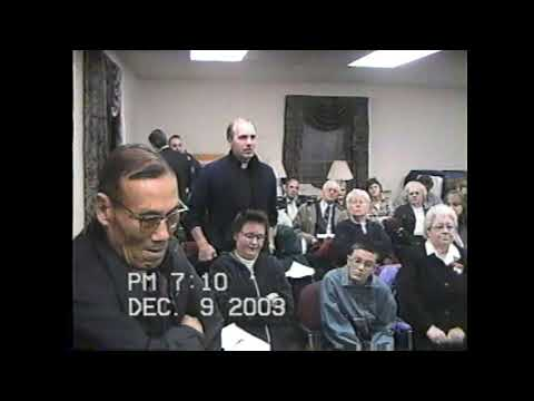 Champlain Town Board Meeting 12-9-03