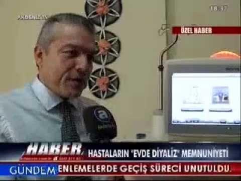 Dr.Sinan Erten - EVDE DİYALİZ