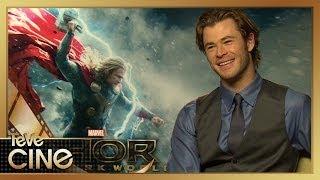 """¡Chris Hemsworth """"Le tengo miedo a las viejitas!"""""""