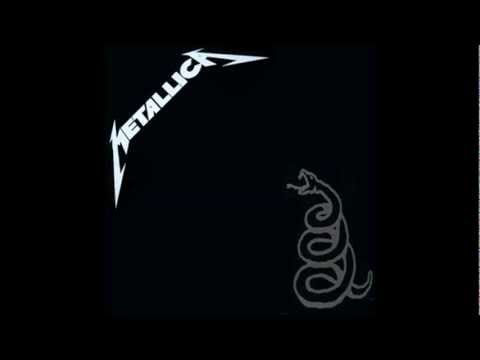 Metallica- Black album (Full album)