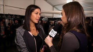 NYC Fashion Week: Backstage with Rebecca Minkoff