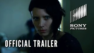 THE GIRL WITH THE DRAGON TATTOO Official Trailer In
