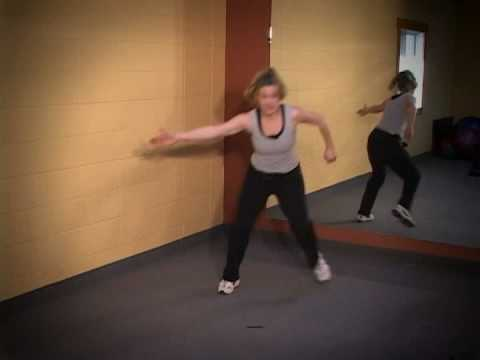 Strive High Impact Aerobics