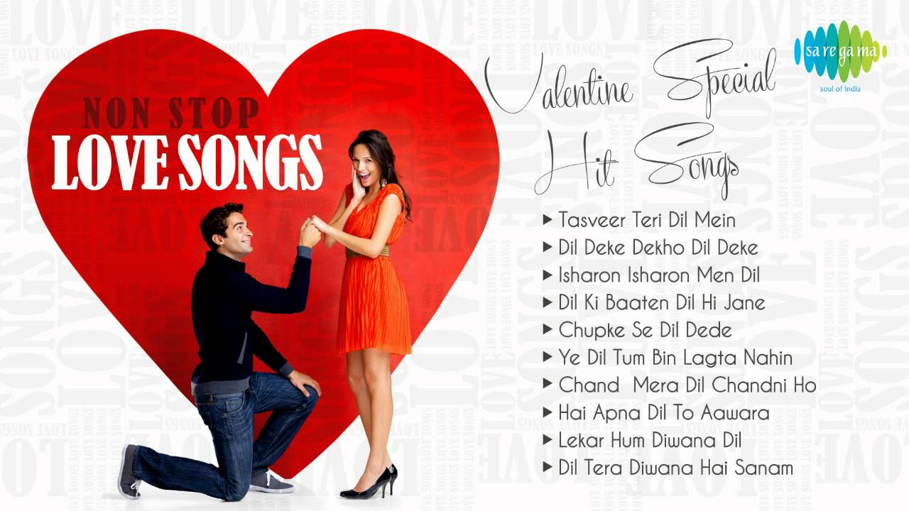 Valentine special non stop love songs bollywood popular for Deke or juke