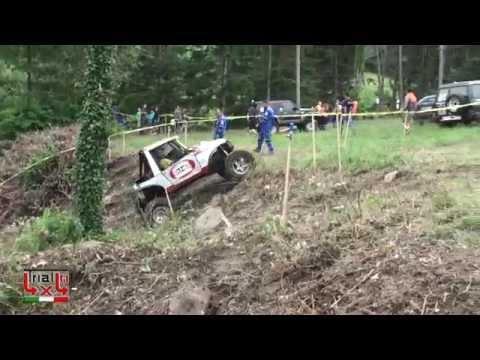 Campionato Trial Italiano 4x4 F.i.F. Monghidoro 2014