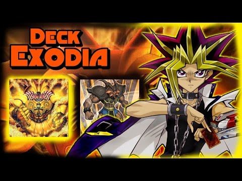 Exodia Deck (May/2017) [Duel & Profile] OCG [YuGiOhPro]
