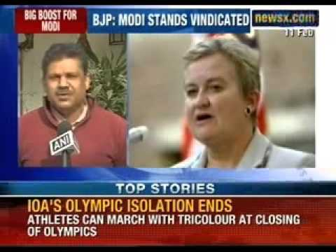 UK ended ten year boycott imposed on Narendra Modi - NewsX