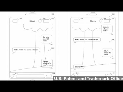 Apple's 'Transparent Texting' Could Help You Text And Walk