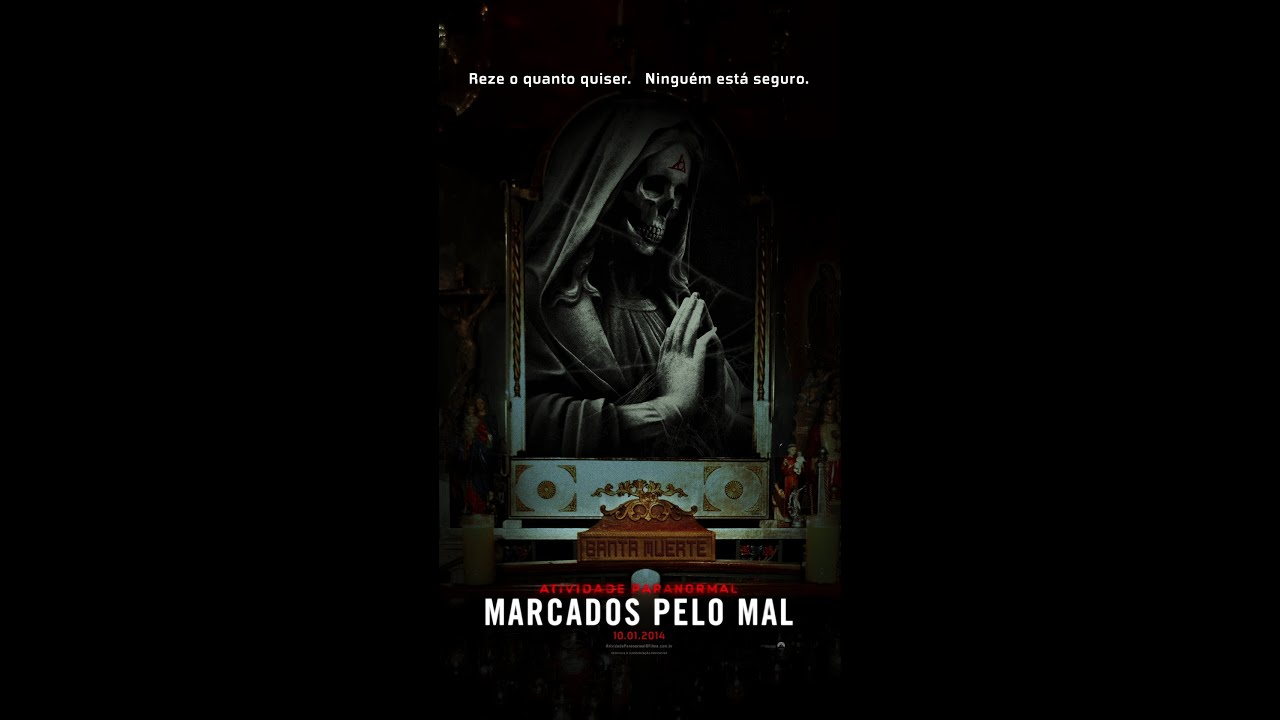 Filme Dentro Da Casa inside cinemateka: atividade paranormal 1, 2, 3, 4, 5 e marcados pelo mal