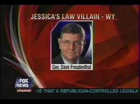 O'Reilly and Jessica's Law