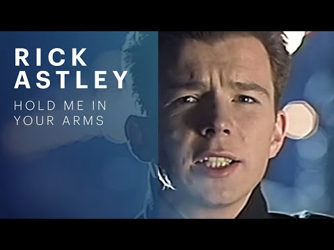 télécharger Rick Astley – Hold Me In Your Arms
