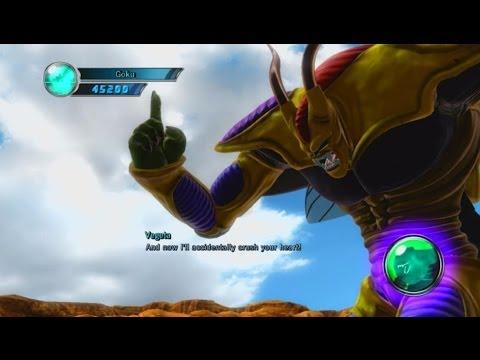 Hình ảnh trong video Dragonball Z Ultimate Tenkaichi Mod - Super