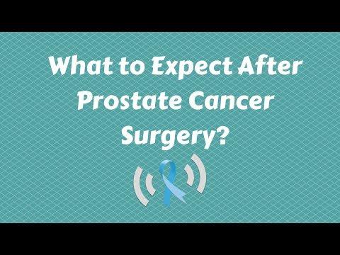 Viagra after prostate cancer