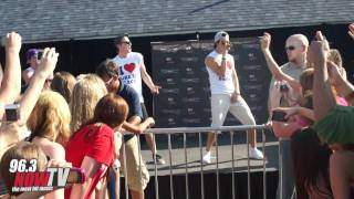 Big Time Rush Boyfriend (96.3 NOW's Summer Pool Party Kick off edition) view on youtube.com tube online.