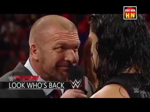 Đô vật Mỹ -10 Raw moments: WWE Top 10, November 23, 2015