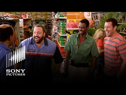Grown Ups 2 - (Movie Trailer 2013)