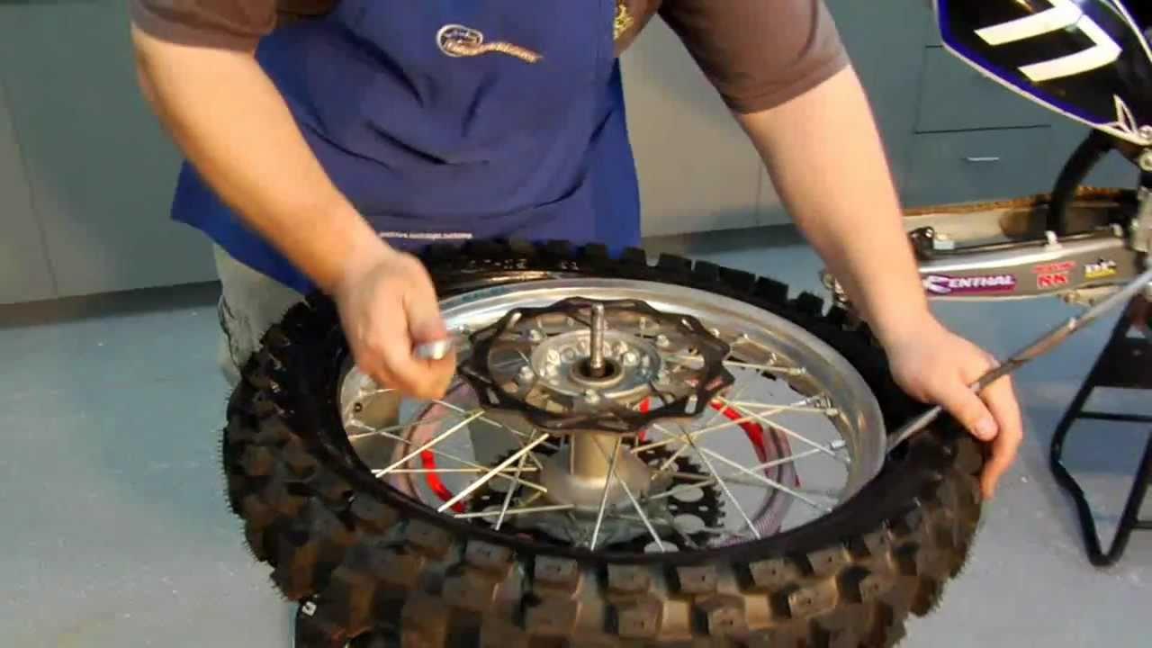 dirt bike tire changing machine