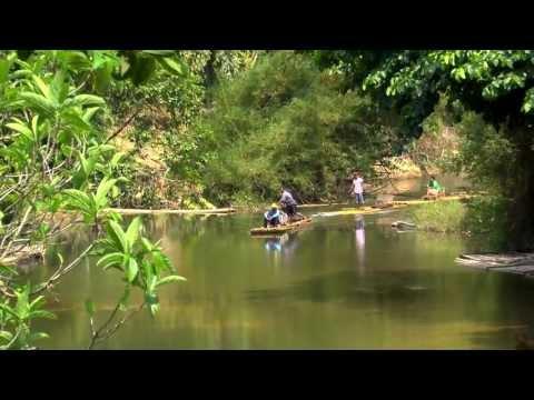 Khao Sok - cпуск на плотах по реке Таиланд экскурсии Thailand tours Khao Sok National Park - экскурсии