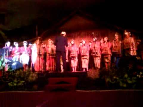 Kabumi - Tonight i celebrate my love for you ( angklung version)